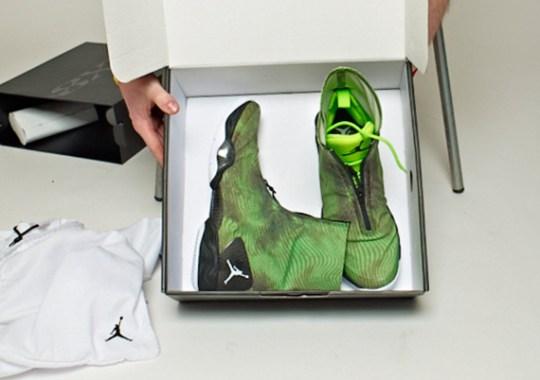 Air Jordan XX8 Unboxing