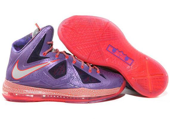 """All-Star"" Nike LeBron X - SneakerNews.com  ""All-Star&..."