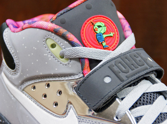 Nike Basketball All Star 2013 Area 72 Extraterrestrial Clothing ...