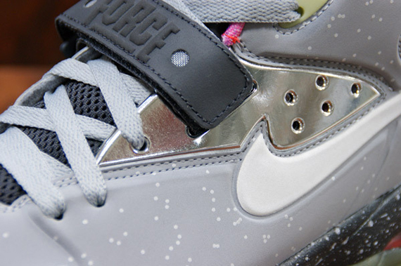 Air Force Max 2013 All Star Rayguns in Wolf GreyWhite Anthracite Total Crimson