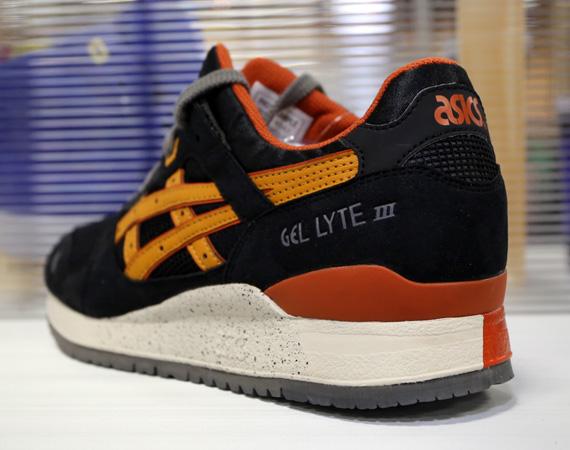 plus récent 0c48d 41981 Asics Gel Lyte III - Black - Tan - SneakerNews.com