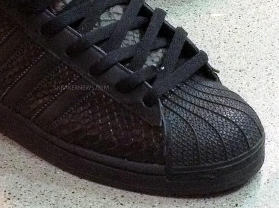 Big Sean Adidas Black