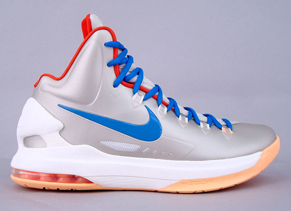 newest b9f9c a6990 Advertisement. The Nike KD V ...