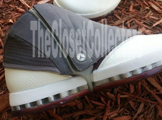 "Air Jordan XVI 2012 Retro – Unreleased ""Cherrywood"" Sample"
