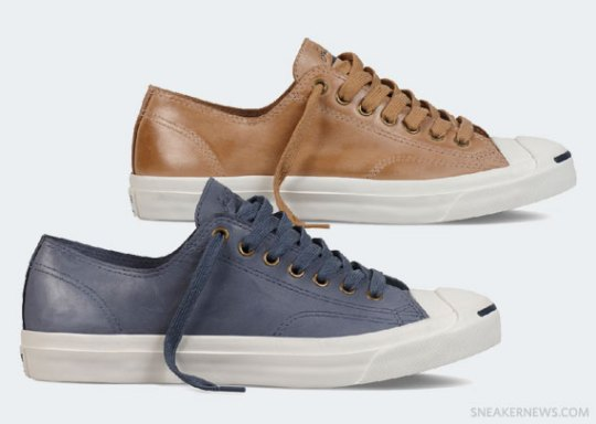 Converse Jack Purcell Premium Leather