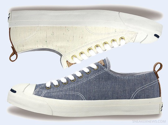 "Converse Japan Jack Purcell ""Chambray"""