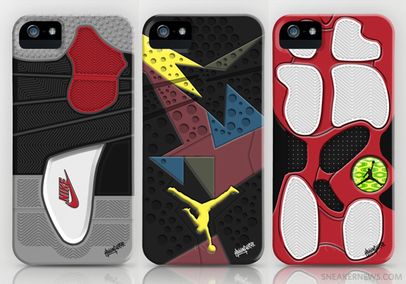 the latest f0031 79f1c Air Jordan-Inspired iPhone Cases by LanvinPierre - SneakerNews.com