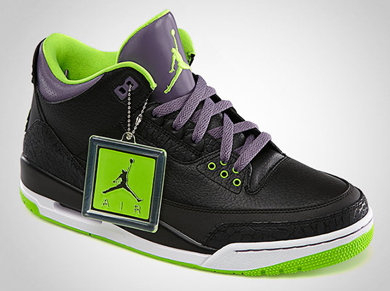 "Air Jordan III ""Joker"" - Release Reminder - SneakerNews.com"