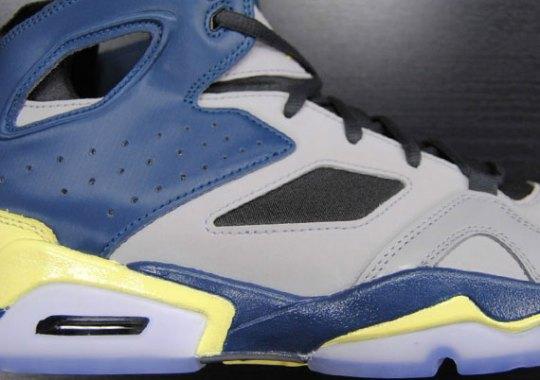 bfa51f691097b5 Jordan Flight Club  91 – Matte Silver – Electric Yellow – Squadron Blue