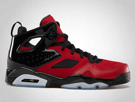 Jordan Flight Club '91 – Gym Red – Black – Night Stadium