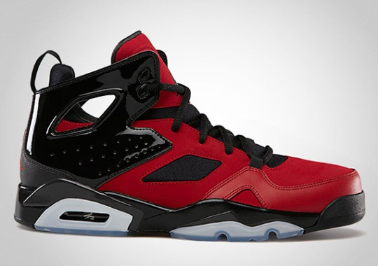 31b1d6bf8dee69 Jordan Flight Club  91 – Gym Red – Black – Night Stadium