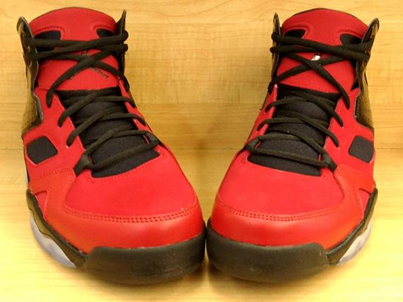 ... great quality 27322 65f11 durable service Jordan Flight Club 91 Gym Red  Black Night Stadium ... c6004190df