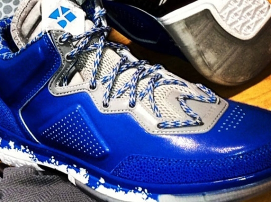 """Li-Ning Way of Wade """"All-Star"""" Blue PE – Available on eBay"""