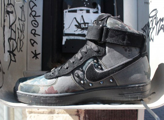 pretty nice bdd06 1e9d3 Liberty x Nike Air Force 1 Downtown High – Available