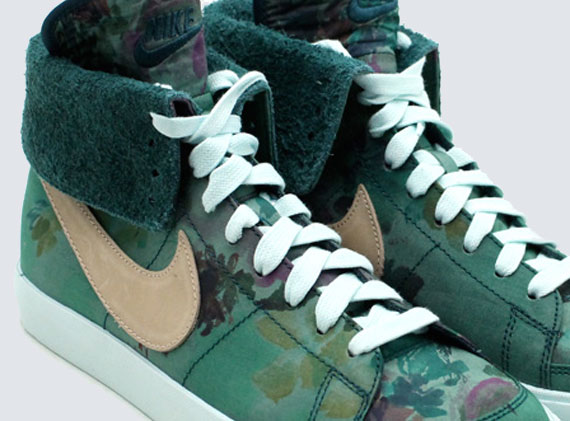 420e252f7f5c Liberty x Nike WMNS Blazer High Roll - SneakerNews.com