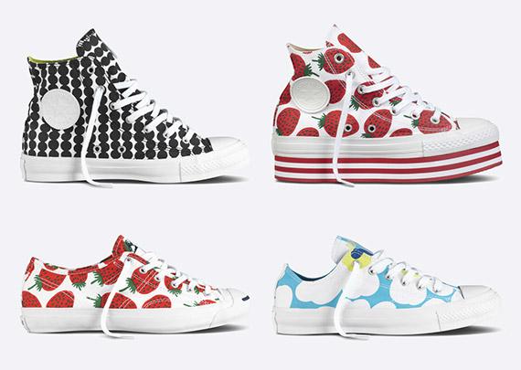 946a87067711f3 Marimekko x Converse Spring Summer 2013 Footwear
