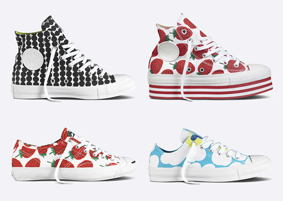Marimekko x Converse Spring Summer 2013 Footwear 150c61f8e47c