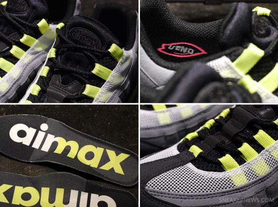 La Internet Metropolitano Polinizar  mita sneakers x Nike Air Max 95