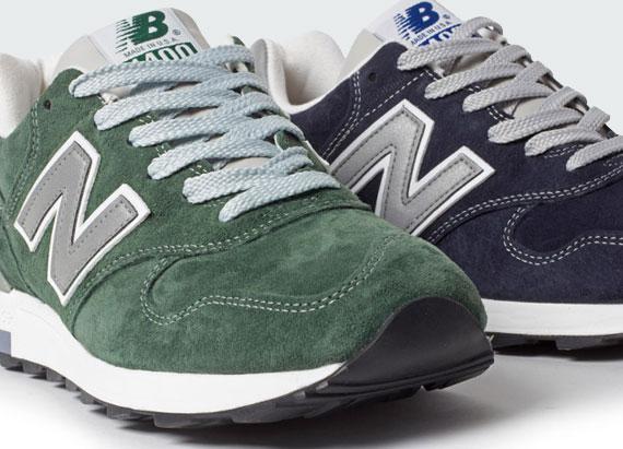 New Balance 1400 J.Crew Colorways Hitting Euro Retailers
