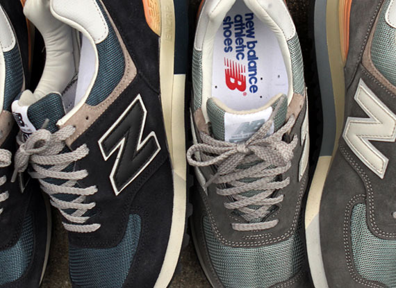 new style 4a14b ade97 New Balance 576 OG 25th Anniversary Pack - Available ...