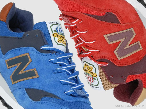 New Balance 577 Country Fair Pack March 2013