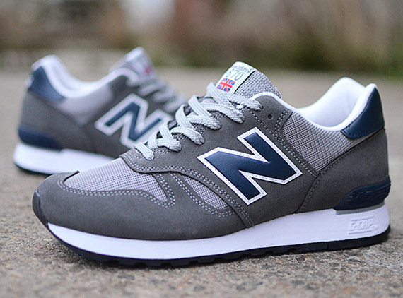 more photos 202a2 6f61e New Balance 670 - Grey - Navy - SneakerNews.com