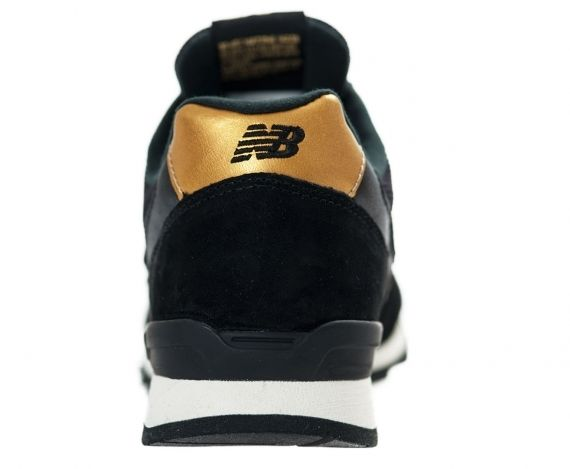 new balance homme gold