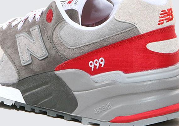 New Balance 999 Elite - Grey - Red - SneakerNews.com a41eab55d