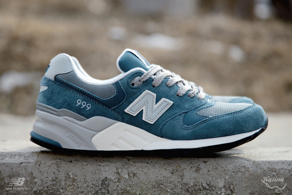 New Balance 999 - Teal - SneakerNews com