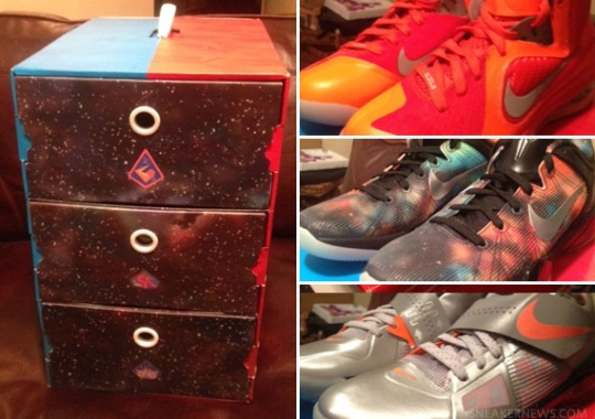 Nike Basketball 2012 All-Star China Exclusive Pack – Available on eBay
