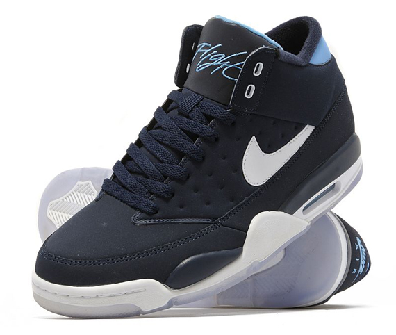 "Nike Air Flight Classic ""Obsidian"" - SneakerNews.com"