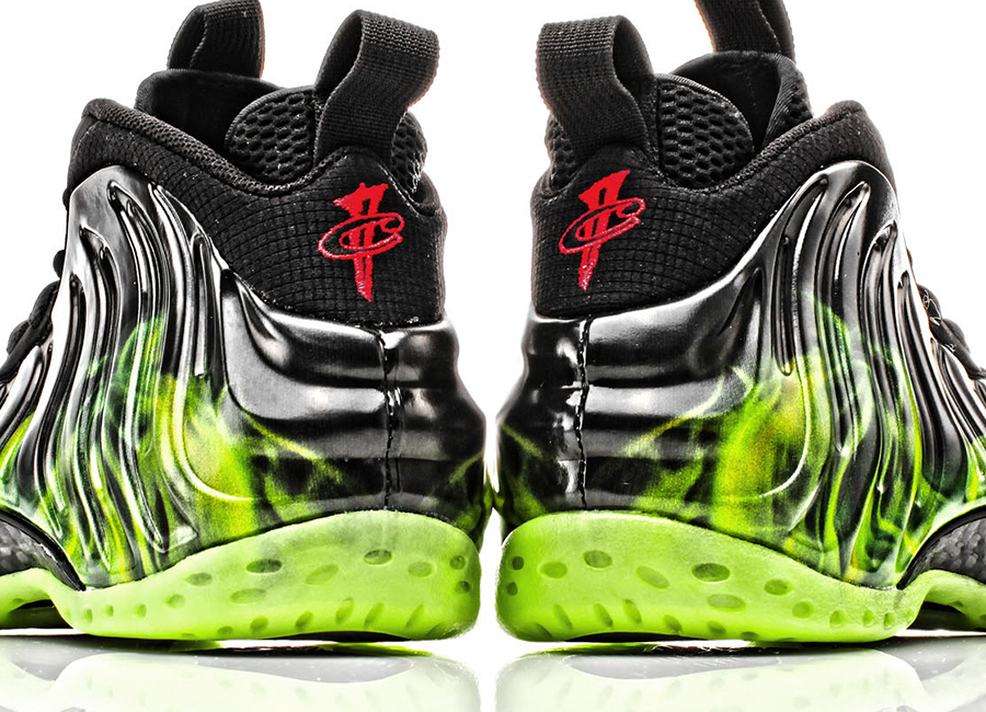 Nike Air Foamposite One Prm Fighter Jet For Sale The ...