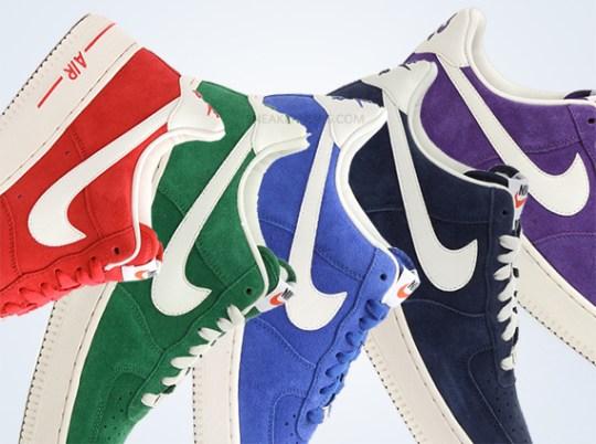 "Nike Air Force 1 ""Blazer Pack"""