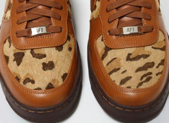 """Nike Air Force 1 Downtown """"Leopard"""""""