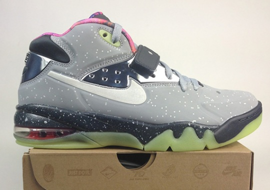 "reputable site 38e84 8a50e Nike Air Force Max 2013 ""Area 72"" – Release Reminder"