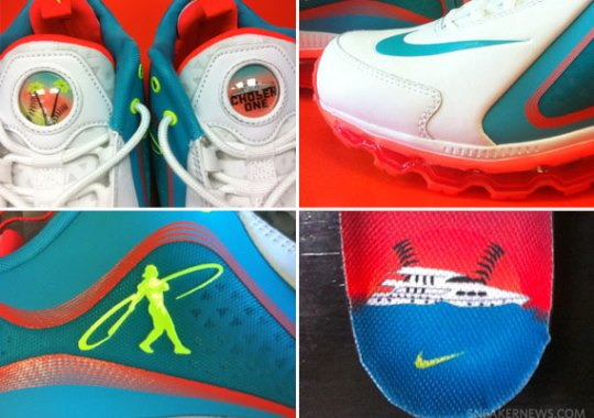 "Nike Air Griffey Max 360 ""Yacht"""