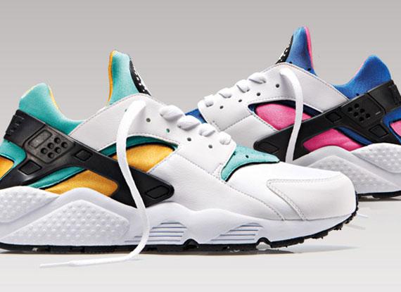 buffet preferir Martin Luther King Junior  Nike Air Huarache OG 2013 Retro - SneakerNews.com
