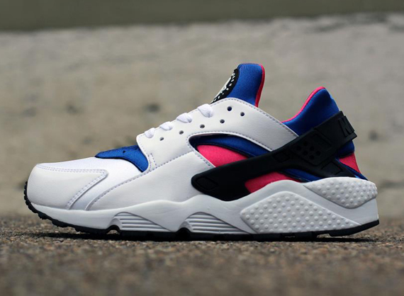 Nike Huaraches Pink And White