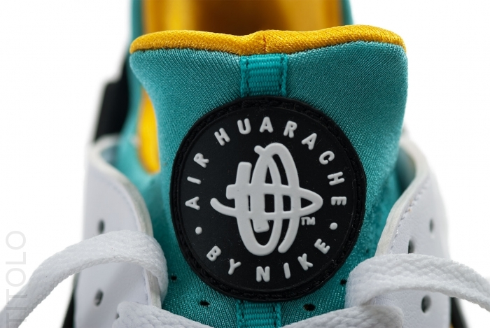 info for 935af 58cf1 Nike Air Huarache OG WhiteSport Turquoise-University Gold 318429-137. show  comments