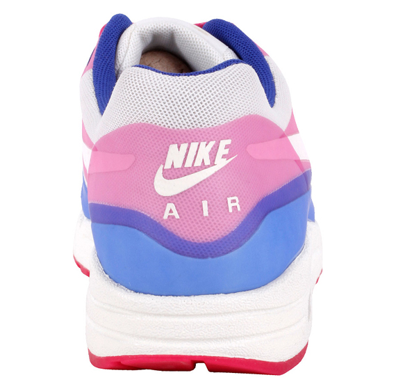 eb05bad11c good Nike WMNS Air Max 1 Hyperfuse Premium Pink Force Hyper Blue ...