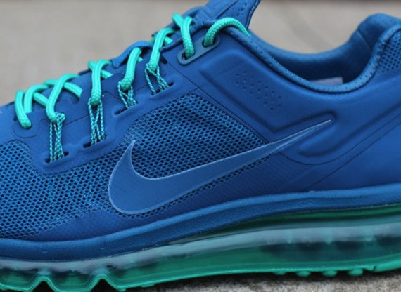 new style ba0bb b8f1d Nike Air Max 2013 EXT - Dark Atomic Teal - Atomic Teal - SneakerNews.com