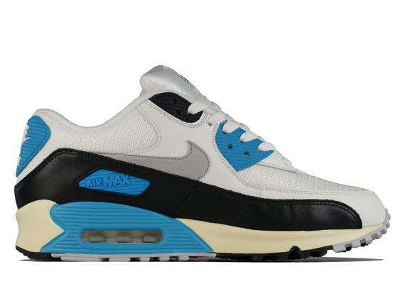 air max 90 laser blue og