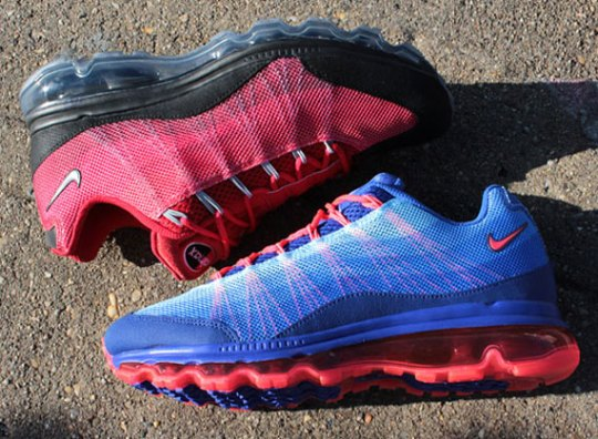 Nike Air Max 95 Dynamic Flywire – February 2013 Colorways | Available