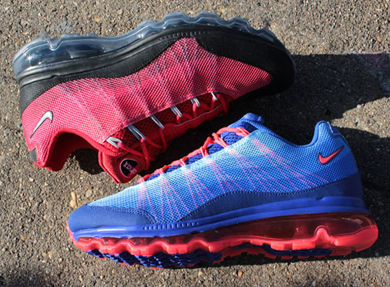 info for d94b1 b667a Nike Air Max 95 Dynamic Flywire – February 2013 Colorways   Available