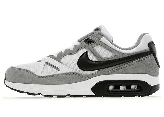 Nike Air Max Span White Grey Black