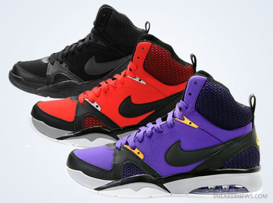 Nike Air Ultra Force 2013 – Spring Colorways
