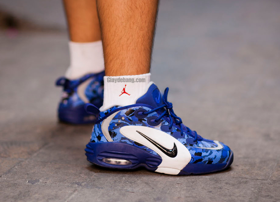"lowest price 87266 95c56 Nike Air Way Up ""Blue Camo"""