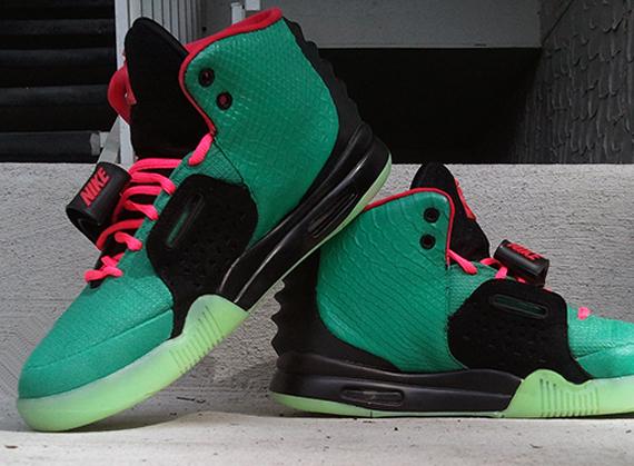 Nike Air Yeezy 2 South Beach