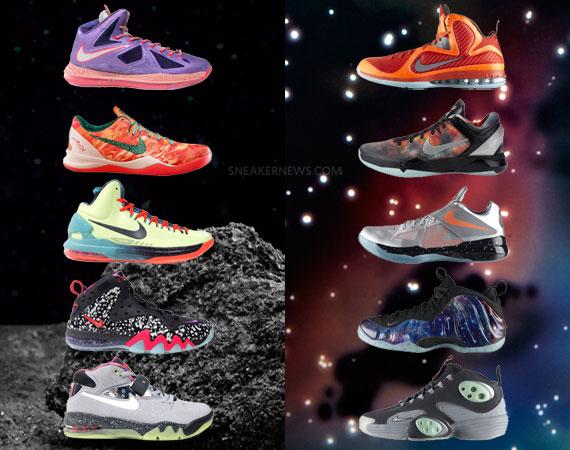 Nike Zoom KD 5 V Galaxy All Star