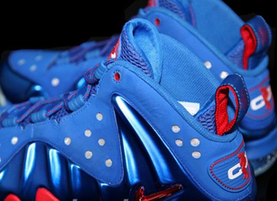 """new concept 52e93 79772 Nike Barkley Posite Max """"Sixers"""""""